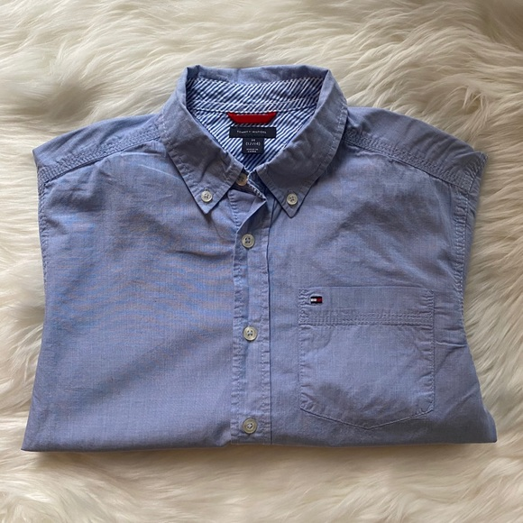Tommy Hilfiger Other - Tommy Hilfiger Botton Down Shirt